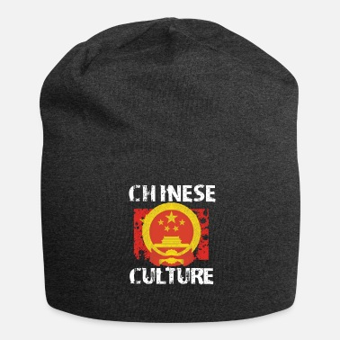 Cultuur Chinese cultuur - Jersey-Beanie