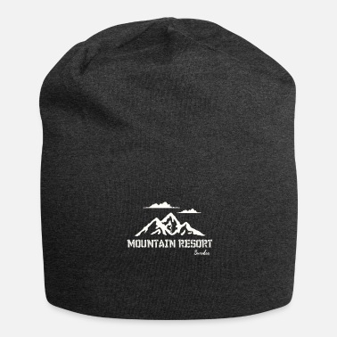Ski Resort Sverige Montain Resort - Jersey-Beanie