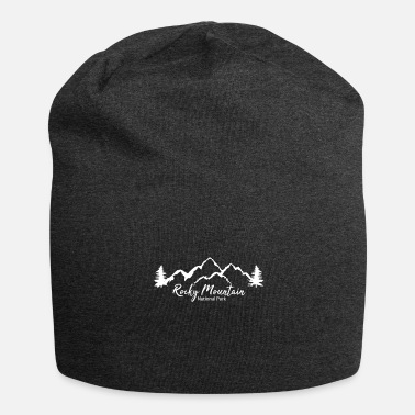 Rocky Mountains Rocky Mountain National Park - Jersey Beanie