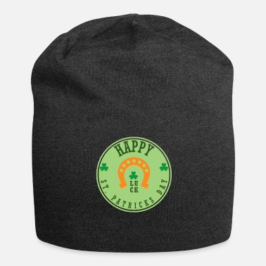 Kiss St Patricks Day - Jersey-Beanie