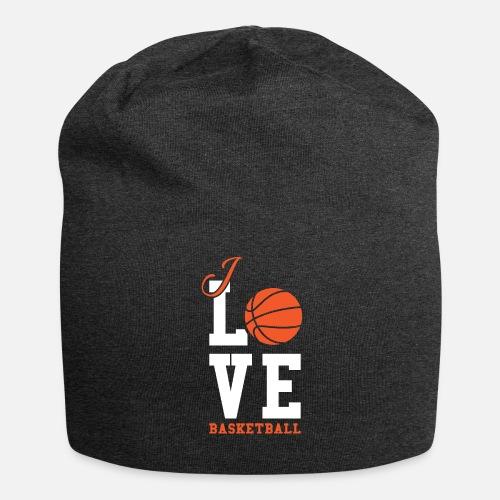 I love basketball Beanie  14ce72910d7