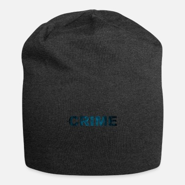 Crime crime - Jersey-Beanie