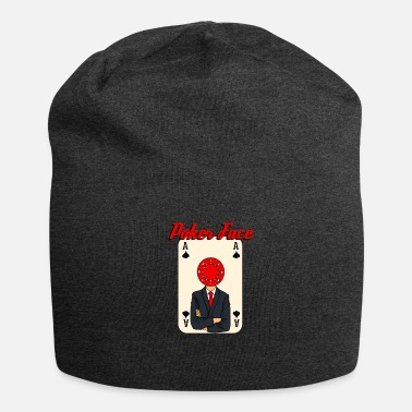 Poker Regalo di Poker Shirt Poker Poker - Beanie in jersey