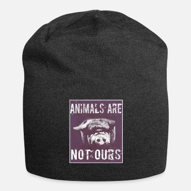 Animal Rights Animal Rights, Liberation, Tierrechte, Veganer - Beanie