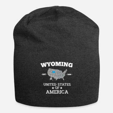 Wyoming Wyoming - Beanie in jersey
