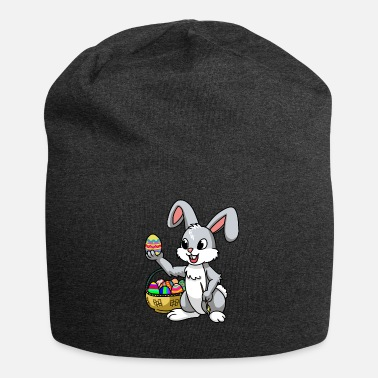 Kirke Easter Bunny Hare Animals KInder Fantasy Eggs Comic - Jersey-Beanie