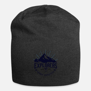 Since explorers since 1980 nordic expedition mountains - Beanie