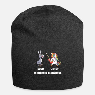 Christopher Euer Christoph Unser Christoph - Beanie