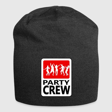 Crew Party - Beanie in jersey