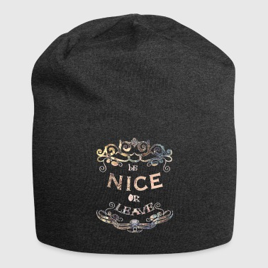 Be Nice - Jersey Beanie