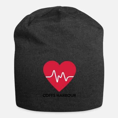 Harbour Heart Coffs Harbour - Jersey Beanie
