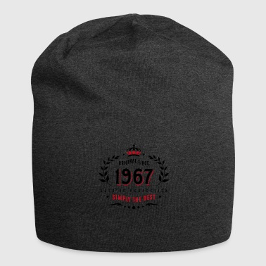 original since 1967 simply the best 50th birthday - Jersey Beanie