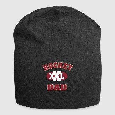 Hockey Dad - Jersey Beanie