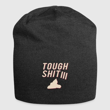 Tough Shit - Jersey Beanie