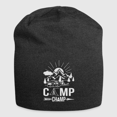 Camp Champ - Jersey Beanie