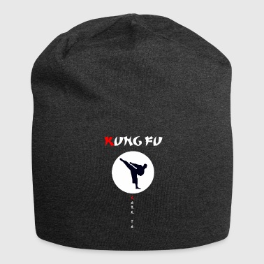 Kung Fu - Beanie in jersey
