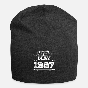 Established Established in May 1987 - Beanie