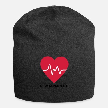 Plymouth Heart New Plymouth - Jersey Beanie