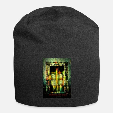 Windows windows in the heart - Beanie in jersey