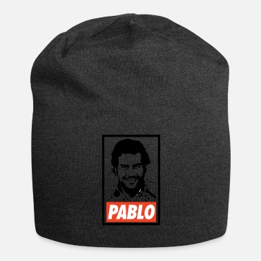 Obey Pablo Escobar Obey - Narcos - Beanie in jersey