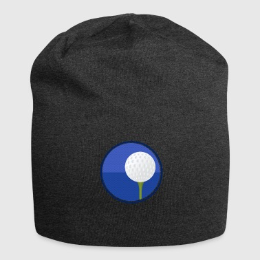 pallina da golf - Beanie in jersey