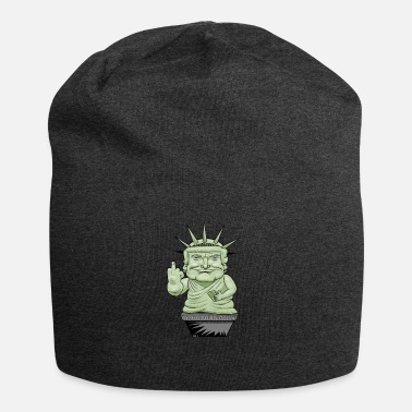 The Statue of Liability - Jersey Beanie