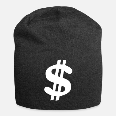 Dollar Sign Dollar sign Dollar Money - Jersey Beanie