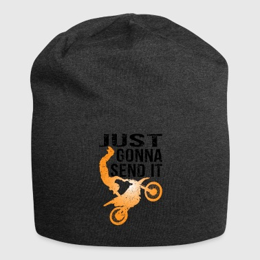 Just Donna Dirt Bike - Jersey-Beanie