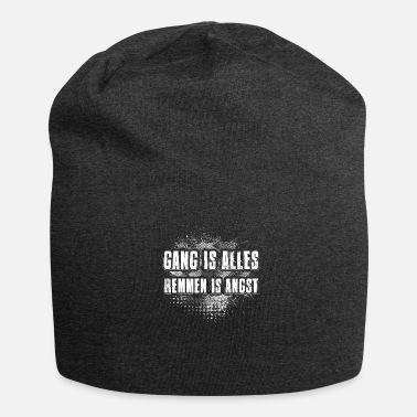 Gang Gang is alles - Jersey-Beanie