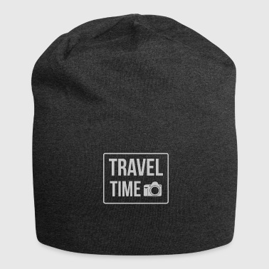 Time Travel Travel time - Jersey Beanie