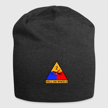 2nd_Armored_Division - Jersey Beanie