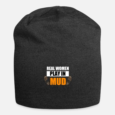 Play Real women play in mud - Beanie
