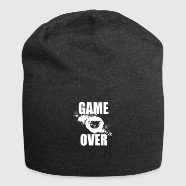 Gamer - Game Over - Jersey-Beanie
