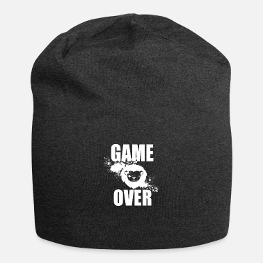 Game Over Gamer - Game Over - Jersey-Beanie