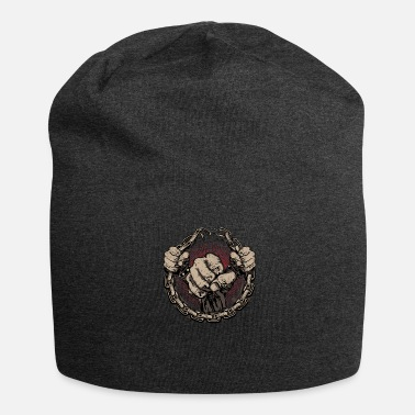 Combattente combattente - Beanie in jersey