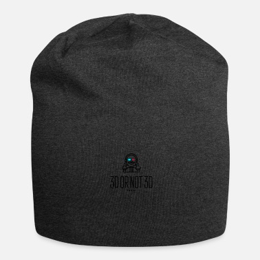 3d 3D or Not 3D - Beanie