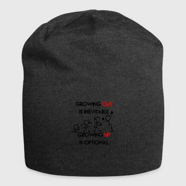 Growing - Jersey Beanie