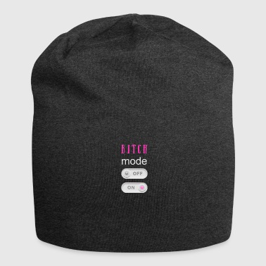 bitch mode on - Jersey Beanie
