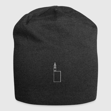 Steam - Cigarette, Gift, Steaming, Smoker - Jersey Beanie
