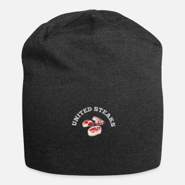 United Bistecche United - Beanie in jersey