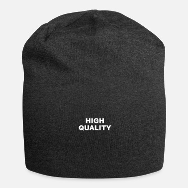Quality Quality Funny Gift High Quality - Jersey Beanie