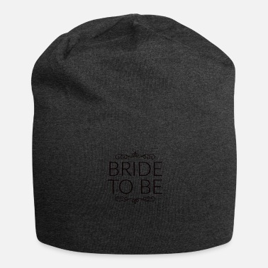 Celibenubile bride to be, addio al nubilato per la sposa - Beanie in jersey