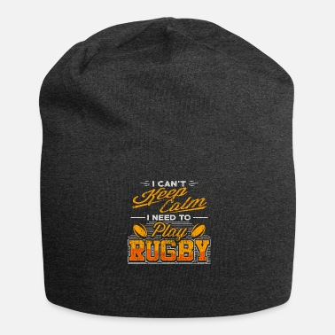 Rugby Rugby rugby spiller rugby fans hold gave - Jersey-Beanie