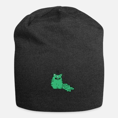 melting cat - Bonnet en jersey