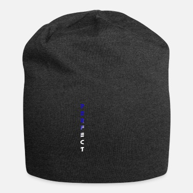 PERFECT lettering with gradient - Beanie