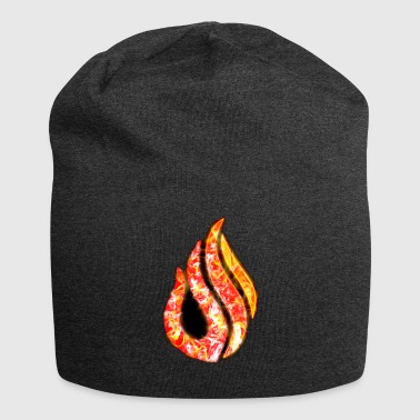 Flame - Jersey-Beanie