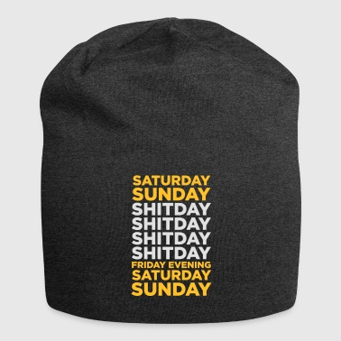 The Shit Day In A Week! - Jersey Beanie