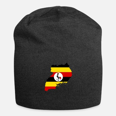 Uganda uganda collection - Jersey Beanie