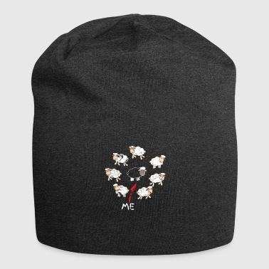 Geek Black Sheep Strange - Jersey-Beanie