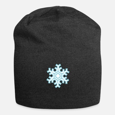 Flocon De Neige Flocon de neige - Bonnet en jersey